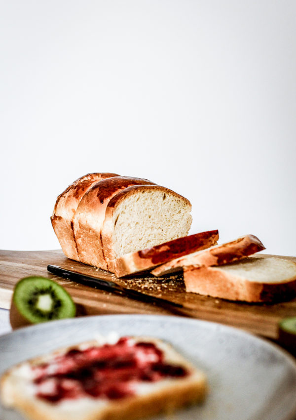 First post + Brioche recipe !